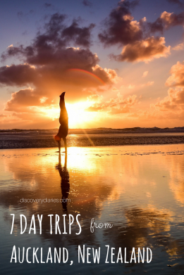 7 DAY TRIPS FROM AUCKLAND